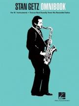 Stan Getz - Omnibook Bb Instruments