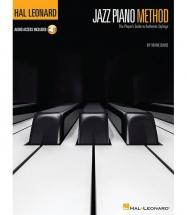 Jazz Piano Method (book/online Audio)