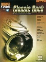Trumpet Play-along Vol.3 - Classic Rock
