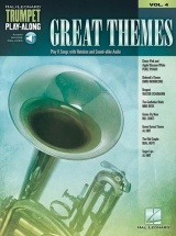 Trumpet Play-along Vol.4 - Great Themes