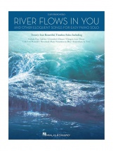 River Flows In You And Other Eloquent Songs For Solo Piano - Easy Piano
