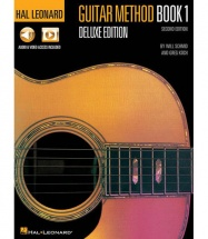 Guitar Method - Book 1 - Deluxe Edition