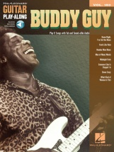 Guitar Play-along Vol.183 - Buddy Guy