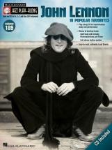Jazz Play Along Vol.189 - John Lennon + Cd