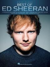 Best Of Ed Sheeran - Piano