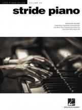 Jazz Piano Solos Series Vol.35 - Stride Piano