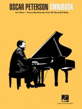 Oscar Peterson - Omnibook - Piano Transcriptions