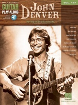 Guitar Play Along Volume 187 - John Denver - Guitar + Audio