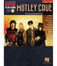 Guitar Play-along Vol.188 - Motley Crue