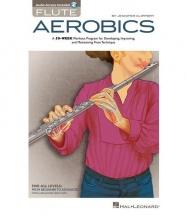 HAL LEONARD CLIPPERT JENNIFER - FLUTE AEROBICS + MP3