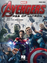 Danny Elfman / Brian Tyler - The Avengers Age Of Ultron - Piano Solo