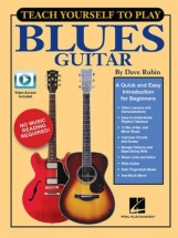 Dave Rubin - Teach Yourself To Play Blues Guitar