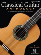 Classical Guitar Anthology (book / Online Audio)