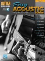Guitar Play-along Vol.9 - Easy Acoustic Songs