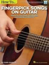 Johnson C. - How To Fingerpick Songs On Guitar