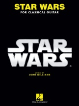 John Williams - Star Wars For Classical Guitar
