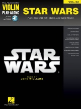 Williams John - Star Wars  -  Violin Play Along - Violon