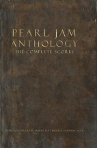 Pearl Jam Anthology - The Complete Scores Box Set