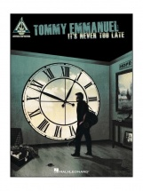 Emmanuel Tommy - It's Never Too Late - Guitar Tab