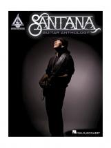 Santana Carlos - Guitar Anthology - Guitar Tab
