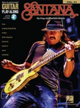 Santana -  Guitar Play-along Vol.21