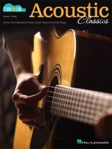 Acoustic Classics - Strum and Sing Series For Guitar