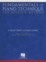 The Russian Method - Fundamentals Of Piano Technique
