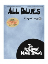 Real Book Multi-tracks Vol.3 - All Blues Play Along