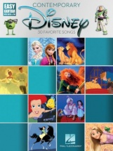 Contemporary Disney - Easy Guitar With Notes And Tab