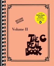 The Real Book Vol.2 2nd Edition C Instruments + Online Audio