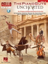 The Piano Guys - Uncharted - Cello Play-along Vol.6