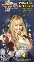Hannah Montana Practice Record - All Instruments