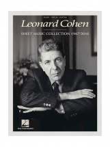 Leonard Cohen - Sheet Music Collection (1967-2016) - Pvg