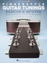 Heines D. - Fingerstyle Guitar Tunings: Dadgad and Beyond - Guitar
