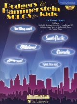 Rodgers And Hammerstein - Solos For Kids Voice And Piano + Cd - Voice