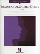 Traditional Sacred Duets - Voice