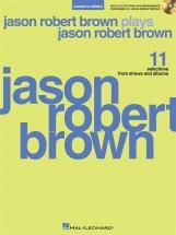 Brown Jason Robert Plays Jason Robert Brown - Womens Edition - Piano And Vocal