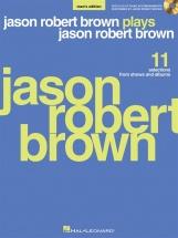 Brown Jason Robert Plays Jason Robert Brown Mens + Cd - Piano And Vocal