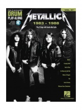 Metallica 1983-1988 -  Drum Play Along Vol.47 - Batterie
