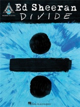 Sheeran Ed - Divide - Guitar Tab