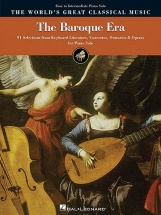 Leonard Marcia - The Baroque Era - Easy To Intermediate Piano