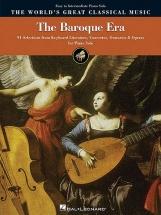 Leonard Marcia - The Baroque Era - Easy To Intermediate Piano