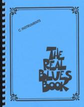 The Real Blues Book - C Instruments