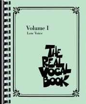 Real Vocal Book Vol.1 - Low Voice