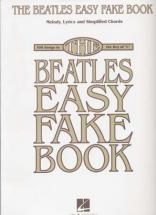 Beatles - Easy Fake Book - C Instruments