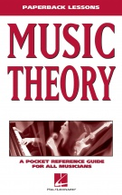 Paperback Lessons - Music Theory
