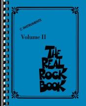 Real Rock Book Vol.2 C Instrument