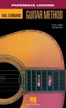 Guitar Method Paperback Lessons - Guitar