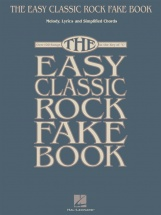 Easy Classic Rock Fake Book In C - C Instruments