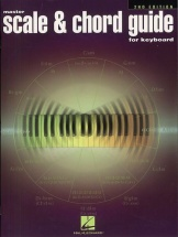 Master Scale And Chord Guide For Keyboard 2nd Edition Kbd - Keyboard